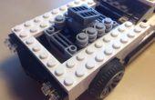 Wie man einen aufgeladenen V8 Lego Motor bauen
