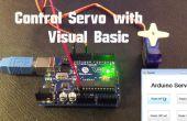 Arduino - Steuerung Servo mit Visual Basic