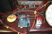 Rotierende Telefon + Arduino + unsichtbare Tinte = Geburtstagsgeschenk