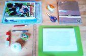 Preiswerte einfache DIY-Notebook