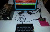 ZX Spectrum kabelgebundene USB-Tastatur-Part 1