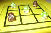 Making-of... Tic Tac Toe (Mario Bros)