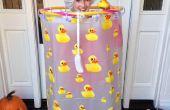 Dusche-Kostüm