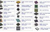 Integrierte Schaltung Verpackung (IC Verpackung)