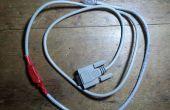 Wie erstelle ich eine 9-polige serielle zu Ethernet-Kabel