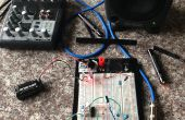 Erstellen Sie eine Licht-Sensor Analog Squawk Schaltung!