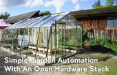 Einfache Garten-Automation mit einem offenen Hardware-Stack