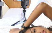 Slaveflash für Automatikkamera mit Vorblitz