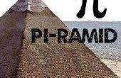 Bauen Mini große Pyramide basierend auf Pi