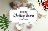 DIY-billig und kreative Hochzeitsgeschenke
