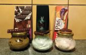 Body Butter Schlagsahne: Schokolade, After Eight und PIMS Kuchen inspiriert