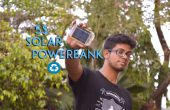 5 $ Solar Powerbank aus recycelten Laptop-Batterie