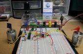 Dual Motor-Treiber mit Arduino mit einem SN754410NE Quad eine halbe H-Brücke