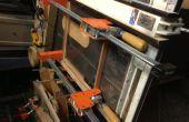 Leicht zusammenzubauen Gehrung Gelenke ohne Vorrichtungen