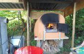 Wie man einen Pizzaofen zu bauen