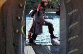 Wie Jack Sparrow Mantel Knöpfe mit Harz zu machen.
