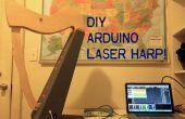 Arduino-Laser-Harfe