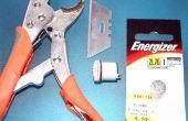 DIY unsichtbare Zaun Batterie