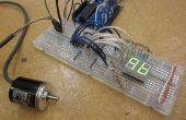 Arduino powered Rotary Encoder - ich habe es bei laufenTechshop