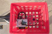 Ein-/ Korb Fahrradbeleuchtung mit Arduino Uno