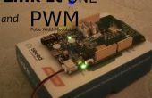 LinkIt One und PWM (Pulsweitenmodulation)