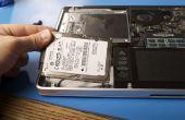 """Installation von SSD (Solid State Drive) in Ihrem MacBook Pro 13"""" oder 15"""" Unibody"""