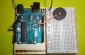 Programmieren, eine einfache Melodie auf einem Arduino Uno