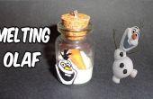Olaf (gefroren) Miniatur Flasche Charme schmelzen