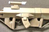 Schütze-Sturmgewehr 2.0 von Halo (Karton Gun)