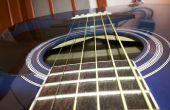 Lernen Sie, Gitarre spielen in 10 Stunden!!!