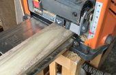 Rohschnitt Holz