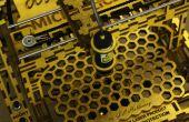 MicroSlice V2-Aurum   Ein gold Mini Laser-Cutter & Stecher.