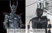 Gewusst wie: Sauron Herr der Roboter bauen
