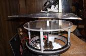 Mechanische Welle Treiber für Chladni Platte