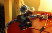 Arduino powered Überwachungskamera