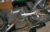 Shimano Innenlager Lager auf dem Fahrrad zu ändern
