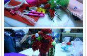 DIY Eco-Vase (einfach)