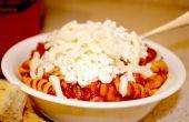 Crock Pot Lasagne Suppe