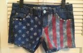 Amerikanische Flagge Shorts