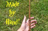 Betäuben Sie Ihre Freunde mit diesen handgefertigten Harry Potter Zauberstäbe!