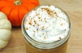 Pumpkin Spice Frappuccino-Rezept