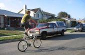 Aufbau eine bessere Tall Bike