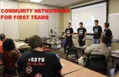 Community Networking für ersten Teams