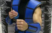 """Wie erstelle ich ein Mortal Kombat: """"Sub-Zero"""" Kostüm"""