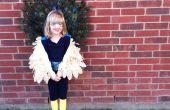 Pfau Kostüm für Kinder