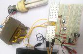 Wie bauen 100 Watt 12v DC an 220v AC Inverter Schaltung mit EasyEDA