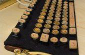 Billig und einfach zu Steampunk-Tastatur machen