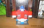 LEGO kompatible Transformatoren Köpfe