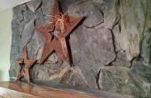 Wie erstelle ich einen 24 Zoll Holz Stern mit einem 2 x 4
