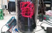 Januar 2014 bauen Nacht: EL Wire Nixie Tube